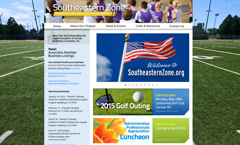 Southeastern Zone Chapter - New York State SBGA